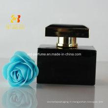 Bouteille cosmétique en verre de bonne qualité de bouteille de parfum de 100ml