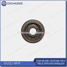 Genuine NKR 3RD e 4TH Sincronizador Z = 27 8-94158-380-1 / 8-97048-745-2