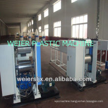 WPC Profile Embossing Machine