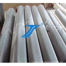 Screen Mesh, Stainless Steel Wire, Silver Color (tianshun)