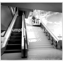 Escalier mécanique pour les lieux publics en provenance de Chine