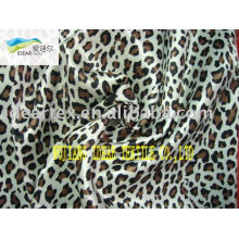 Printed Satin Fake Silk Matt for Lady Dress