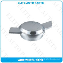 Wire Wheel Cap in Chrome