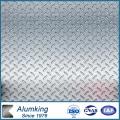 Diamond Checkered Aluminium Plate 5052/5005