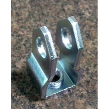 Metal Stamping Clevis Parts (big chamfer)