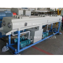Twin Screw Pvc Pipe Extrusion Line / Pvc Production Line For Wire Cable