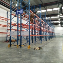 High Pallet Storage Racking Project