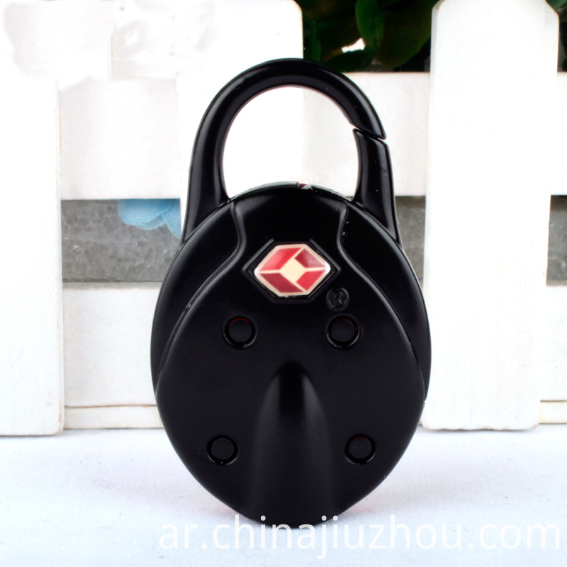 New Product Factory Directly Tsa Key Code Padlock