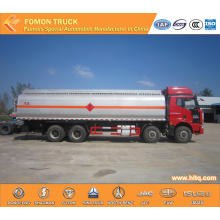 FAW 8X4 30M3 gasoline carrying vehicle
