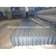 Wellplatten aus Stahl