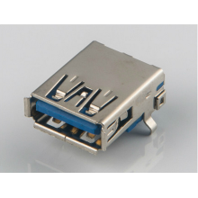 Computer Type USB Connector 3.0 Female RJ45 Connector