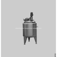 Stainless Steel Tank Preparation Tank