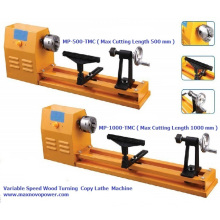 Metal Mini Woodworking Machine Turning Copy Wood Lathe (MP-MG350T)