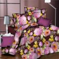 Baumwollstoffe Bettlaken gedruckt Baumwolle Blume Digitaldruck Stoff