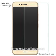 Shenzhen direkt ab Werk Preis 2.5D Edge High Clear 0,33mm Displayschutzfolie aus gehärtetem Glas für ASUS zenfone 3 max