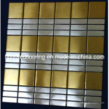 Wall Tile Stainless Steel Metal Mosaic (SM216)