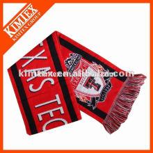Großhandel kundenspezifische Acryl Stretch Strick Schal