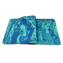 custom new style eco friendly tpe Camouflage Yoga Mat