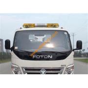 6 tonelada Foton remolque camión grúa Euro3