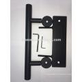 New Design wheel bending and sliding barn door hardware