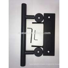 New Design wheel bending and sliding barn door hardware