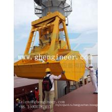 12cbm беспроводной пульт дистанционного управления Single Rope Grab для морского крана