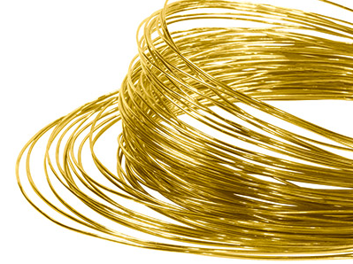 Gold metallic elastic cord1