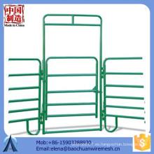 2.1m Man Puerta en paneles de paneles de ganado