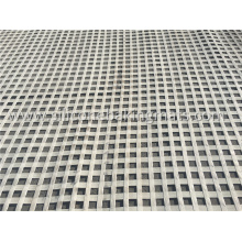 Best Quality for Warp Knitted Polyester Geogrid PVC Coated Polyester Mesh Geogrid supply to Tanzania Supplier
