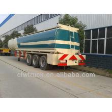 Precio de fábrica 50000 litros semirremolque cisterna de combustible, semirremolque tri-eje para la venta