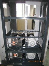 Oil free air compressor used in Food industry 10hp 7.5kw