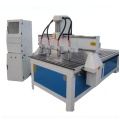 Empat Spindle Wood Double Heads 3D CNC Router
