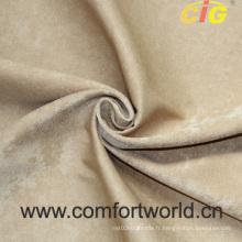 Tissu en velours italien simple (SHSF04042)