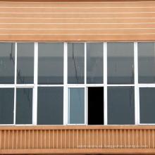 Marco de ventana de perfil de pvc del siglo 21