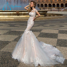 High Quality Latest Style Charming Tulle New Bridal Dresses