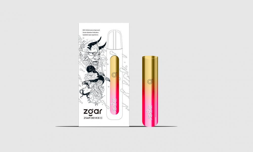Rechargeable E Cigarette Vape Pen 2021 18