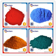 Hochwertige verschiedene Farben Kunststoffpigment