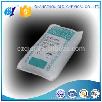 Sodium Metasilicate Anhydrous Powder