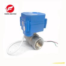 CR02 ADC9-24V DN15 DN20 ss304 CWX-15N 2nm vanne de régulation de débit électrique