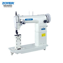 ZY820 Zoyer Golden Wheel Single Needle Post-Bed industrial Sewing Machine
