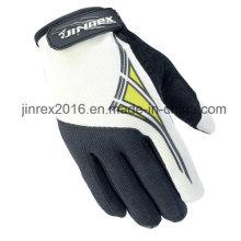 Radfahren voller Finger-Fahrrad-Sportgerät-Handschuh-Gel-Polsterungs-Sport-Handschuh
