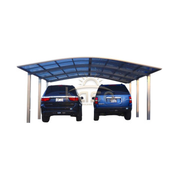 Carport AwningRoof Gazebo Perfil de aluminio Pc Car Shelter