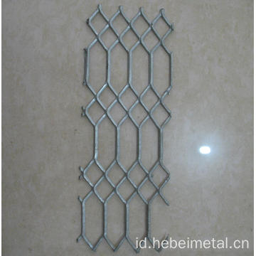 Galvanized Medium Expanded Metal Stair Tread