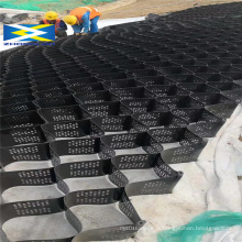 High-strength porous geocells to reinforce foundations for soft soil/erosion