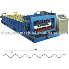 Glasierte Fliesenrollenformmaschine