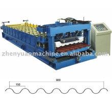 Машина для производства плит из глазурованной плитки