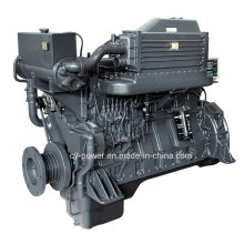 Sdec Sc15g Series Marine Engine, 280-330 kW