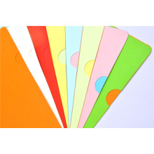 Color Paper File Folder (Fp102)
