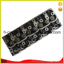 Complete 4jg2 Cylinder Head 8-97016-504-7/8-97086-338-2/8-97086-338-4 for Isuzu Trooper 3.1td