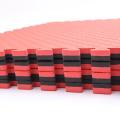 Пять Полос Черно-Красный Цвет Тхэквондо Мат